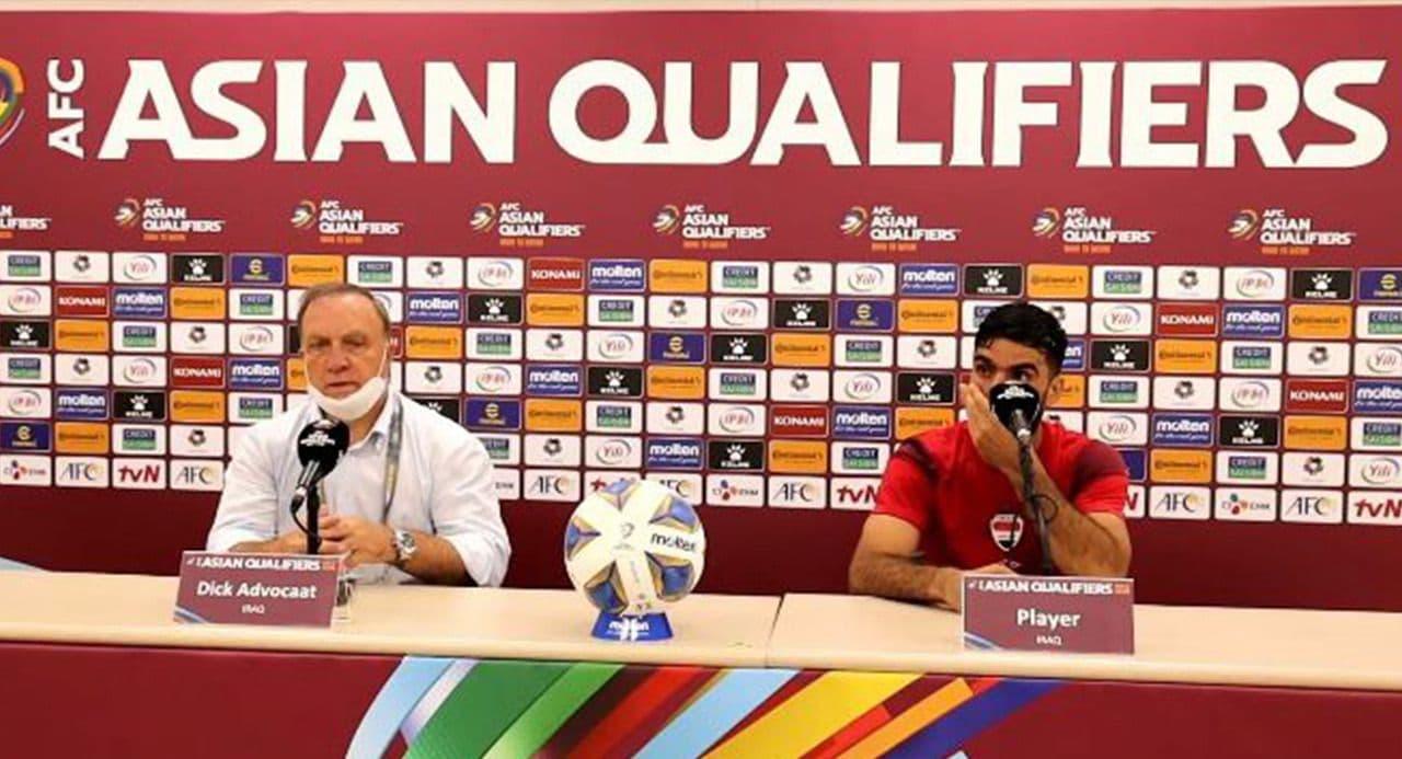 مدرب المنتخب العراقي يشيد بأداء اللاعبين: سنركز على المباراة التالية