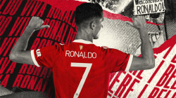رسمياً.. رونالدو يرتدي القميص رقم 7 مع مانشستر يونايتد