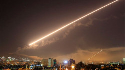 Israel hit Iranian-backed factions in the countryside of Damascus, SOHR reports