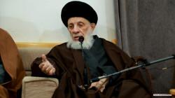 وفاة المرجع محمد سعيد الحكيم اثر سكتة قلبية مفاجئة