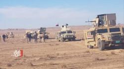 الجيش العراقي يعتقل أحد عناصر داعش بعد مطاردته في مخمور