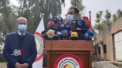 COVID-19 infection rate is surging in Erbil, local official says