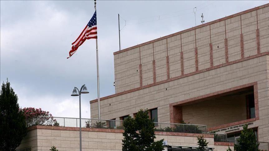 """السفارة الامريكية في بغداد تفعل منظومة """"C-RAM"""" الدفاعية"""