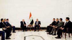 """الكاظمي يحث البرلمانيين العراقيين والاردنيين على تسهيل """"عملية التكامل"""" بين البلدين"""