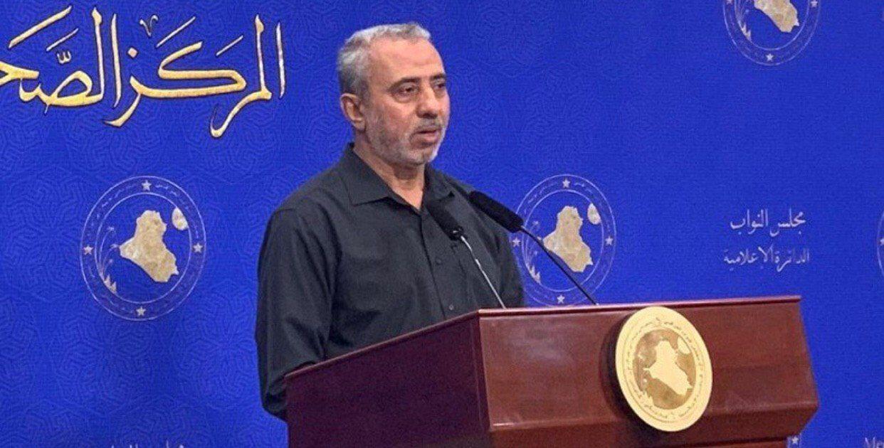 """""""العصائب"""" تعترض بشدة على إبرام عقد مع شركة سعودية  بشأن المرور في العراق"""