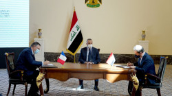 Iraq and France sign an agreement to invest in gas and develop oil fields