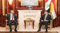 President Barzani praises CHP's new policy toward Kurdistan
