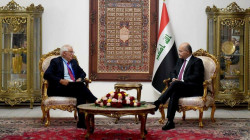 رئيس الجمهورية يدعو الاتحاد الاوروبي لمساعدة العراق باسترداد أمواله المهربة