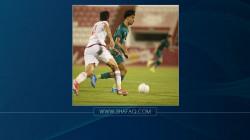 الأولمبي العراقي يخسر مباراته الودية الثانية أمام نظيره الإماراتي