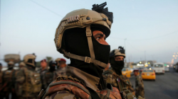 Three ISIS terrorists in the custody of Iraqi security forces