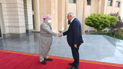 Masoud Barzani discusses with Borrell the upcoming Iraqi parliamentary elections