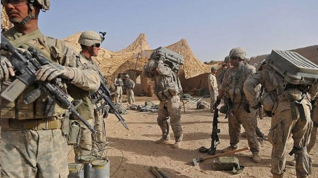 Wars In Afghanistan, Iraq 'Not Worth Fighting,' 60%+ Say 1631042978597