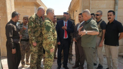 A Hungarian delegation arrives in Garmyan