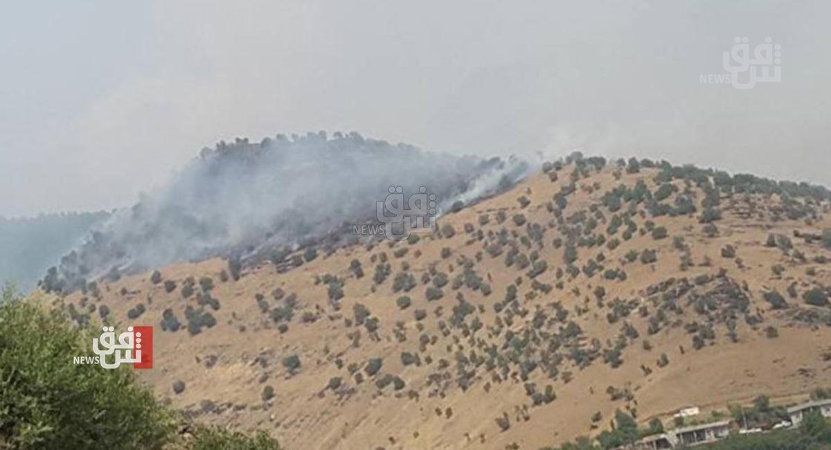Iran attacks Kurdish Opposition north of Erbil