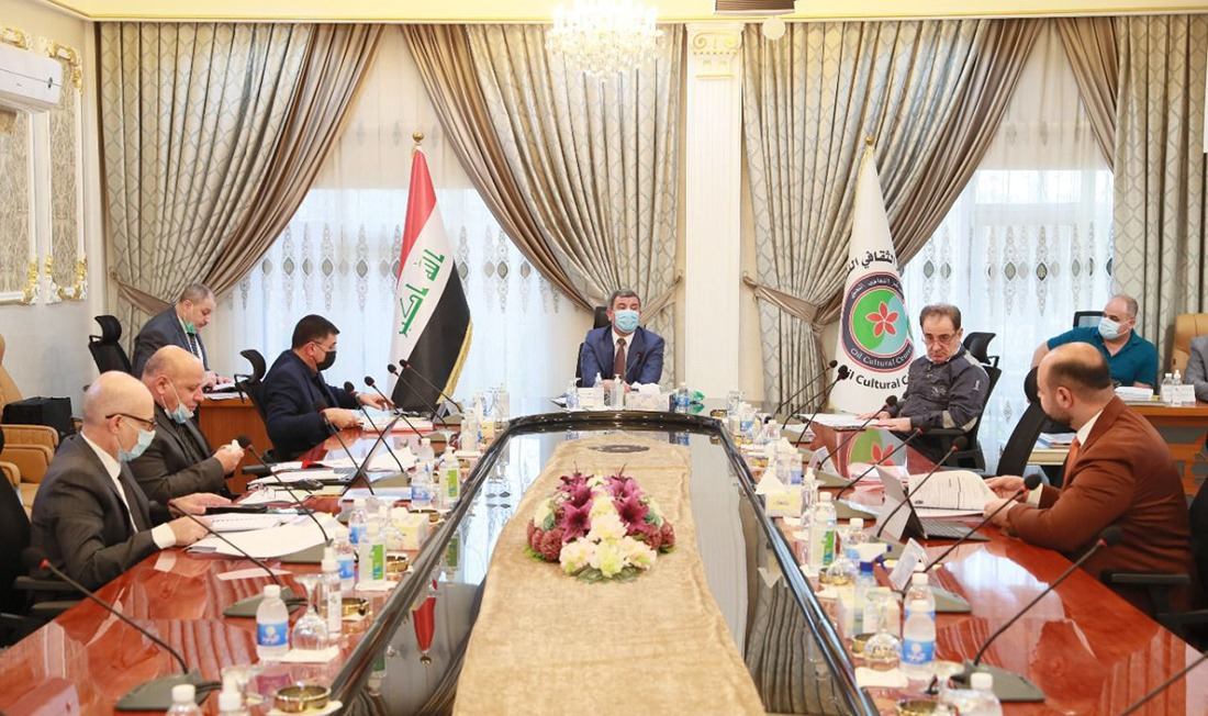 The Iraqi government to expand investments in solar energy projects 1631183591969