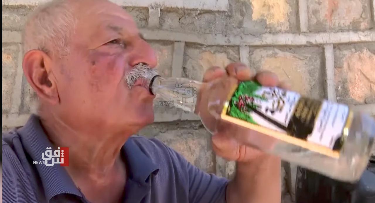 فيديو.. كأس بقوة قنينة كاملة.. تعرف على قصة نبيذ بطرس المعتق