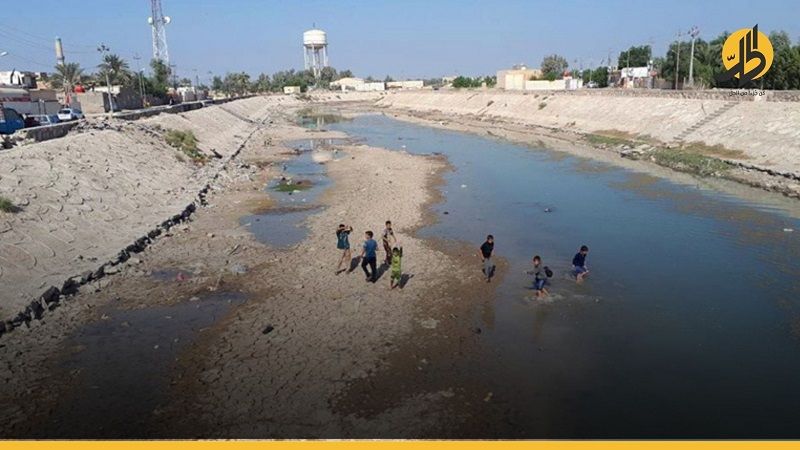 Agriculture - An Iraqi failure to recover its water entitlement from neighboring countries