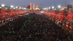 إيران توجه رسالة بشأن الزيارة الأربعينية في العراق