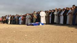 ارتفاع حصيلة هجوم داعش على قرية بمخمور والأهالي يشيعون الضحايا (صور)