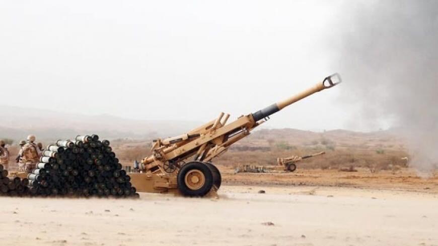 Iraqi artillery addresses ISIS movements in Diyala