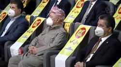 مسعود بارزاني: قانون الانتخابات العراقية وتوزيع المقاعد ليس فيه عدالة