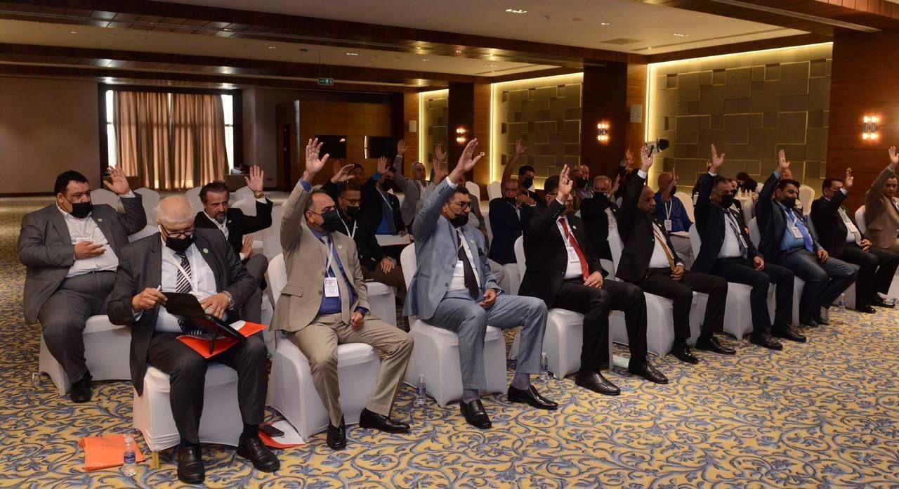 الجمعية العامة للجنة الأولمبية تعيد تفعيل عمل ممثلياتها في المحافظات