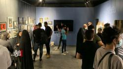 الأول من نوعه.. معرض فوتوغرافي لمصورين شبان في كربلاء (صور)
