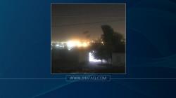 Three explosions target Erbil Airport