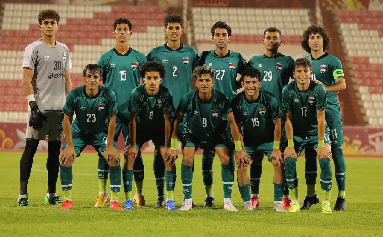 قرعة غرب آسيا توقع الأولمبي العراقي في المجموعة الثانية