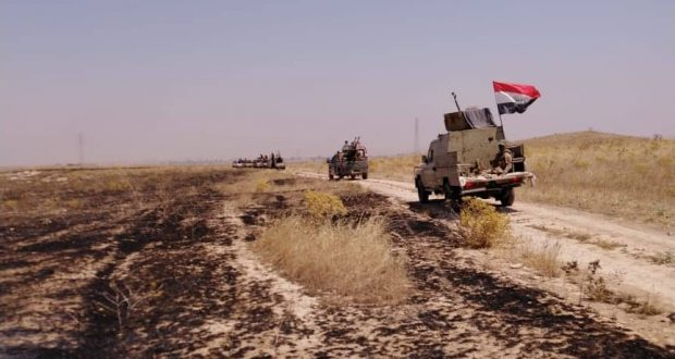 Six terrorists killed and three others wounded in Kirkuk