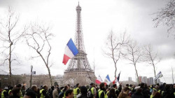 Protests in France against COVID-19 health pass