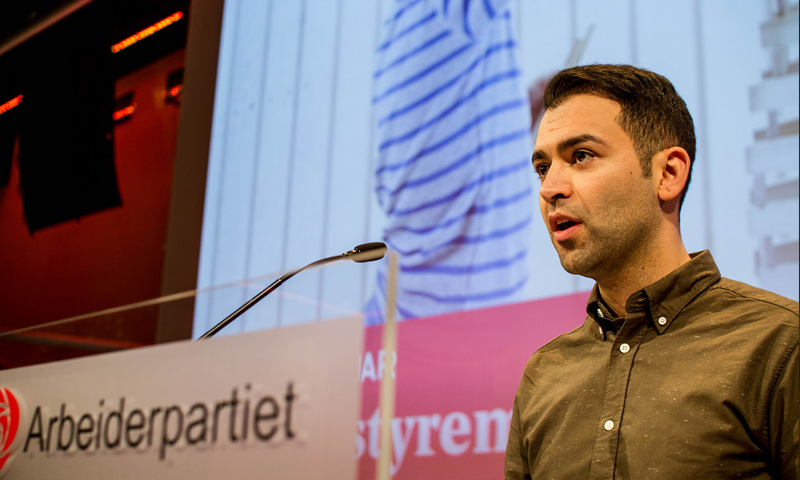 Two Kurdish win seats in the Norwegian parliament