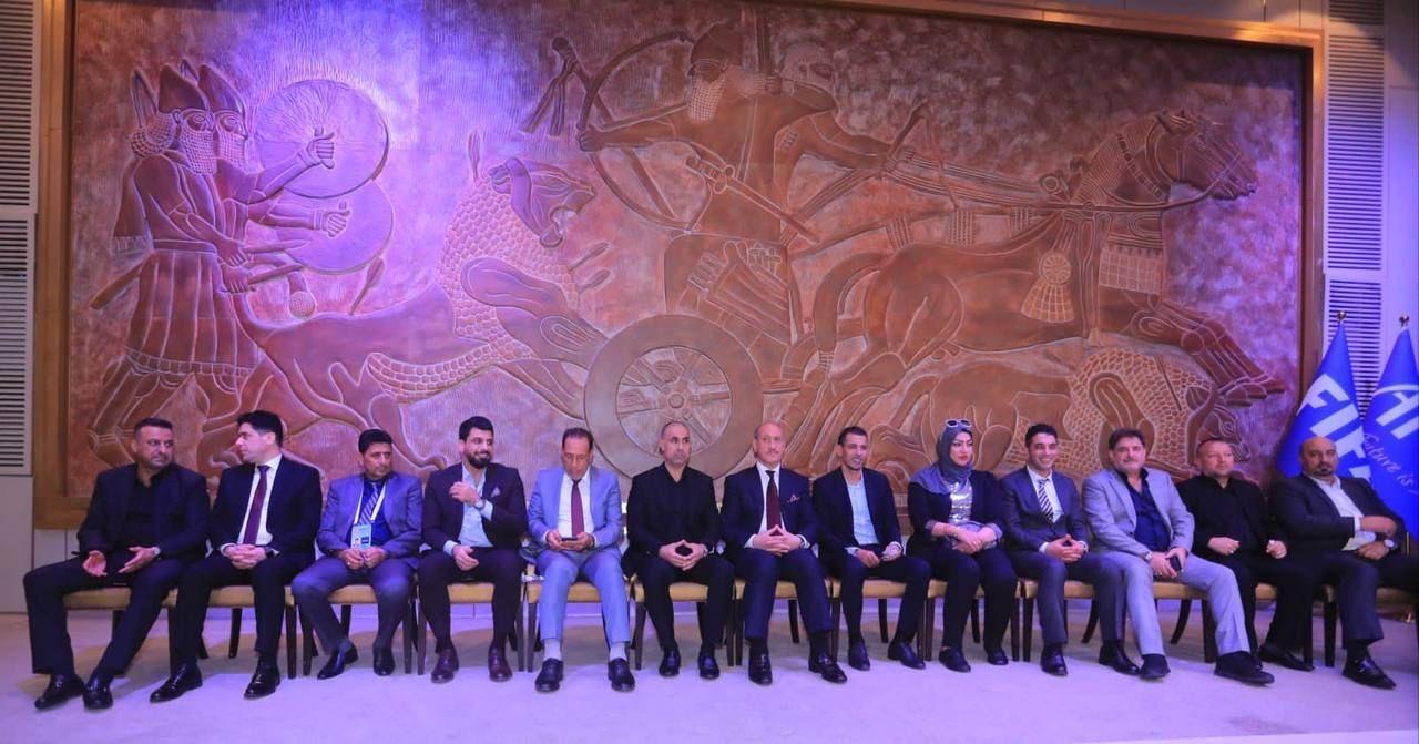 ولادة مجلس إدارة جديد لاتحاد الكرة العراقي