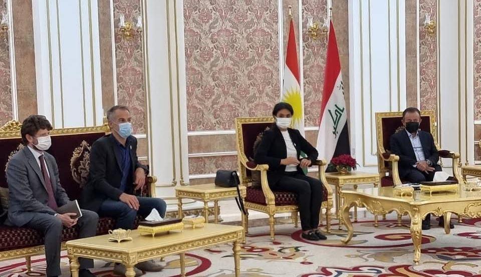 A French delegation to visit Ibrahim Al-Khalil border Crossing