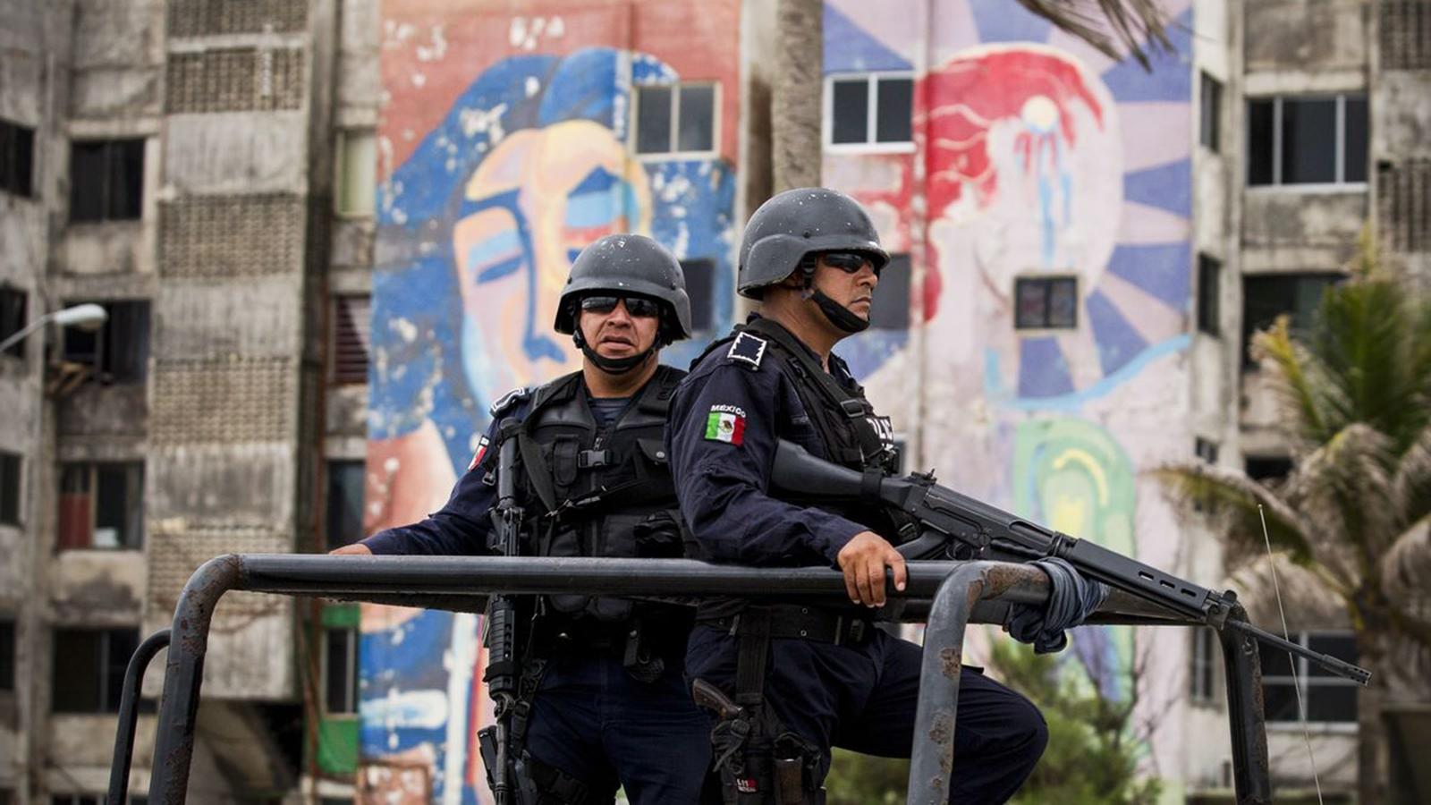 اختطاف 20 أجنبيا من فندق في المكسيك