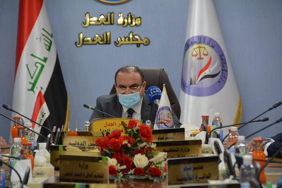 """International efforts are """" weak"""" in recovering the stolen funds, Justice Minister says"""
