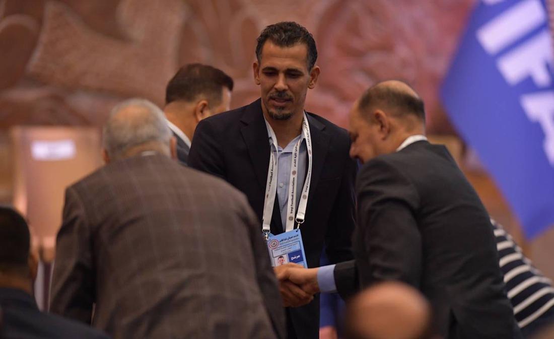يونس محمود يبدي تفاؤلاً بتأهل العراق لمونديال قطر: استغرب الانتقادات للاعبين