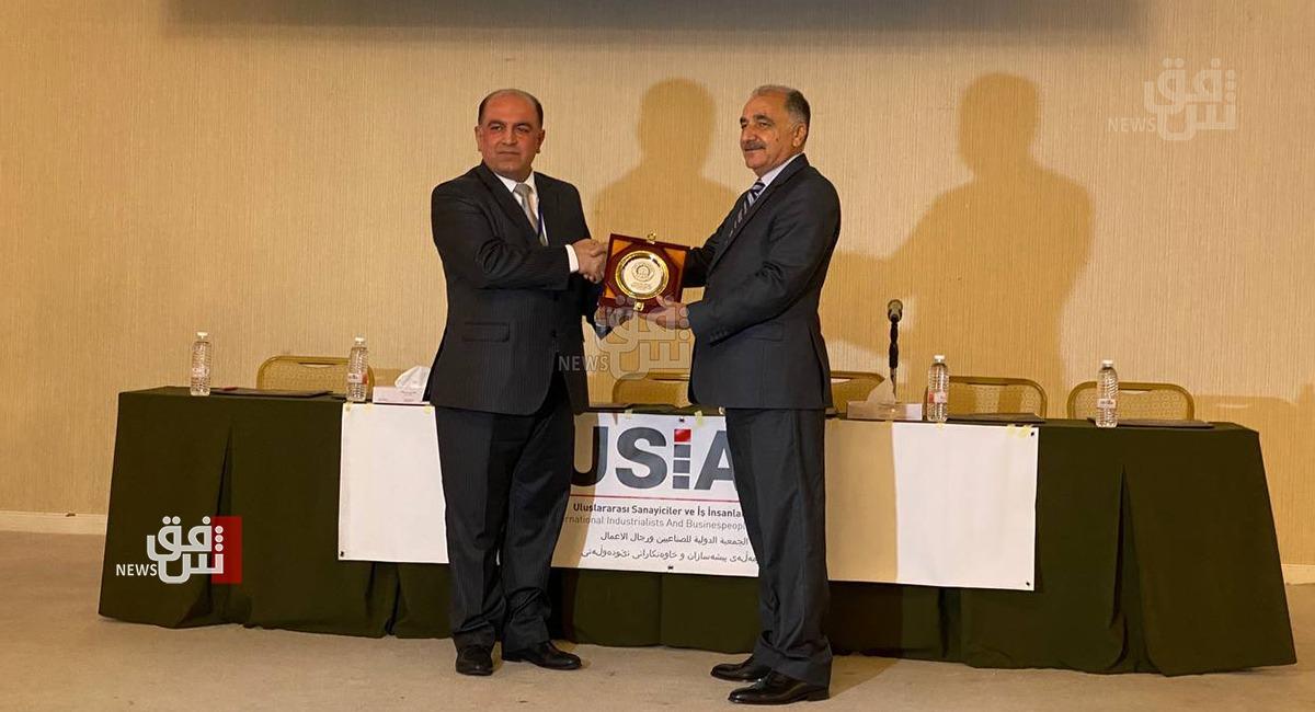 بالصور.. السليمانية تحتضن ملتقى تجارياً بين شركات محلية وتركية