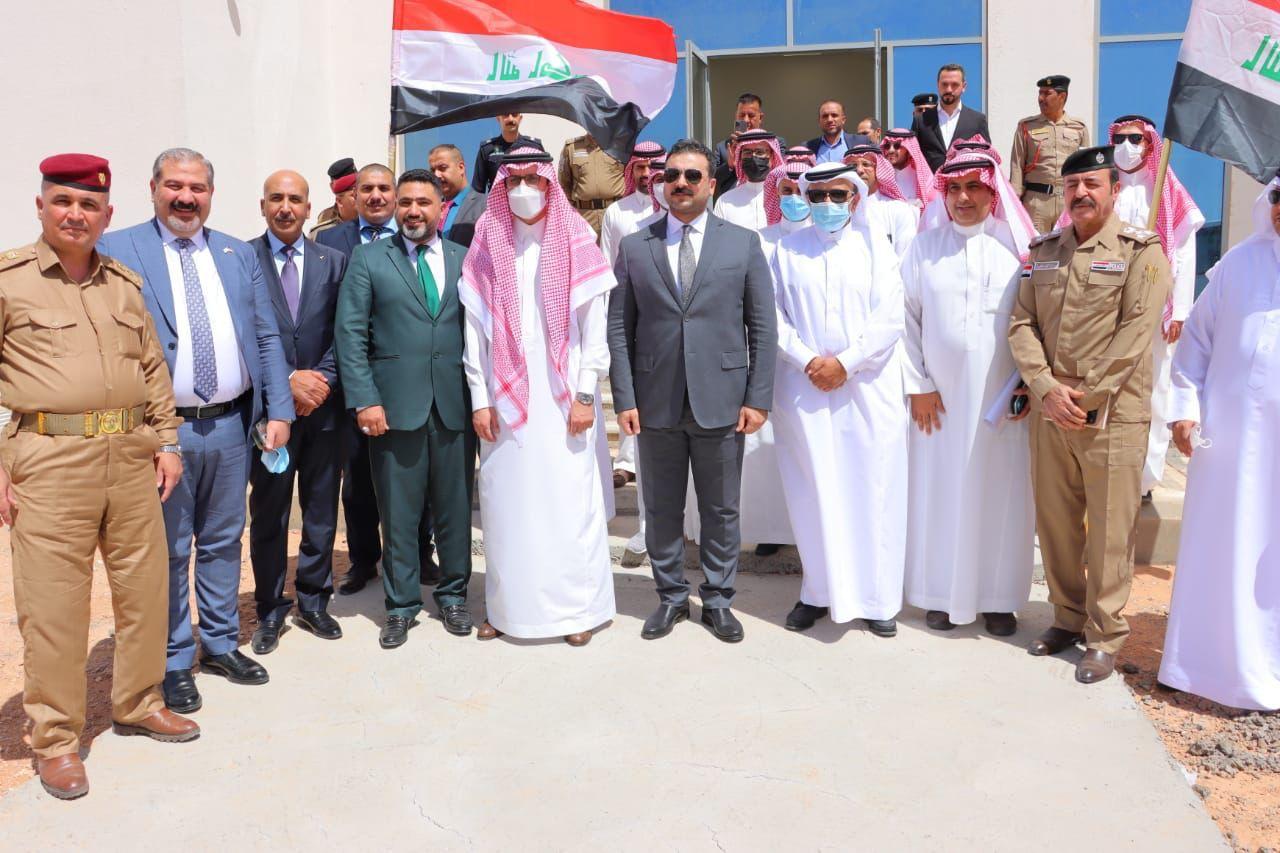 العراق والسعودية يمضيان باتفاقات جديدة لتنشيط منفذ عرعر الحدودي