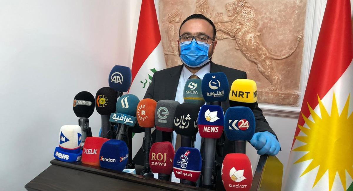 إقليم كوردستان يمدد العمل بالعلامات والمعلومات الخاصة بسيارات الأجرة ويؤجل الغرامات