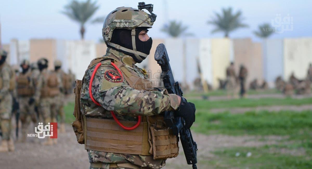 ضحية من الجيش العراقي على الاقل بهجوم لداعش في ديالى