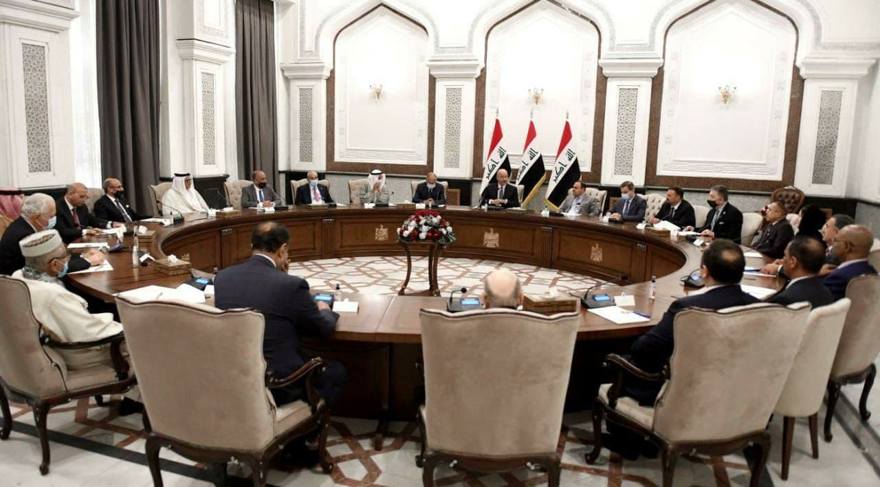 Saleh: Corruption and Terrorism shall be combated the same way