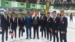 شباب العراق لتنس كرة القدم يغادر إلى رومانيا للمنافسة في بطولة العالم