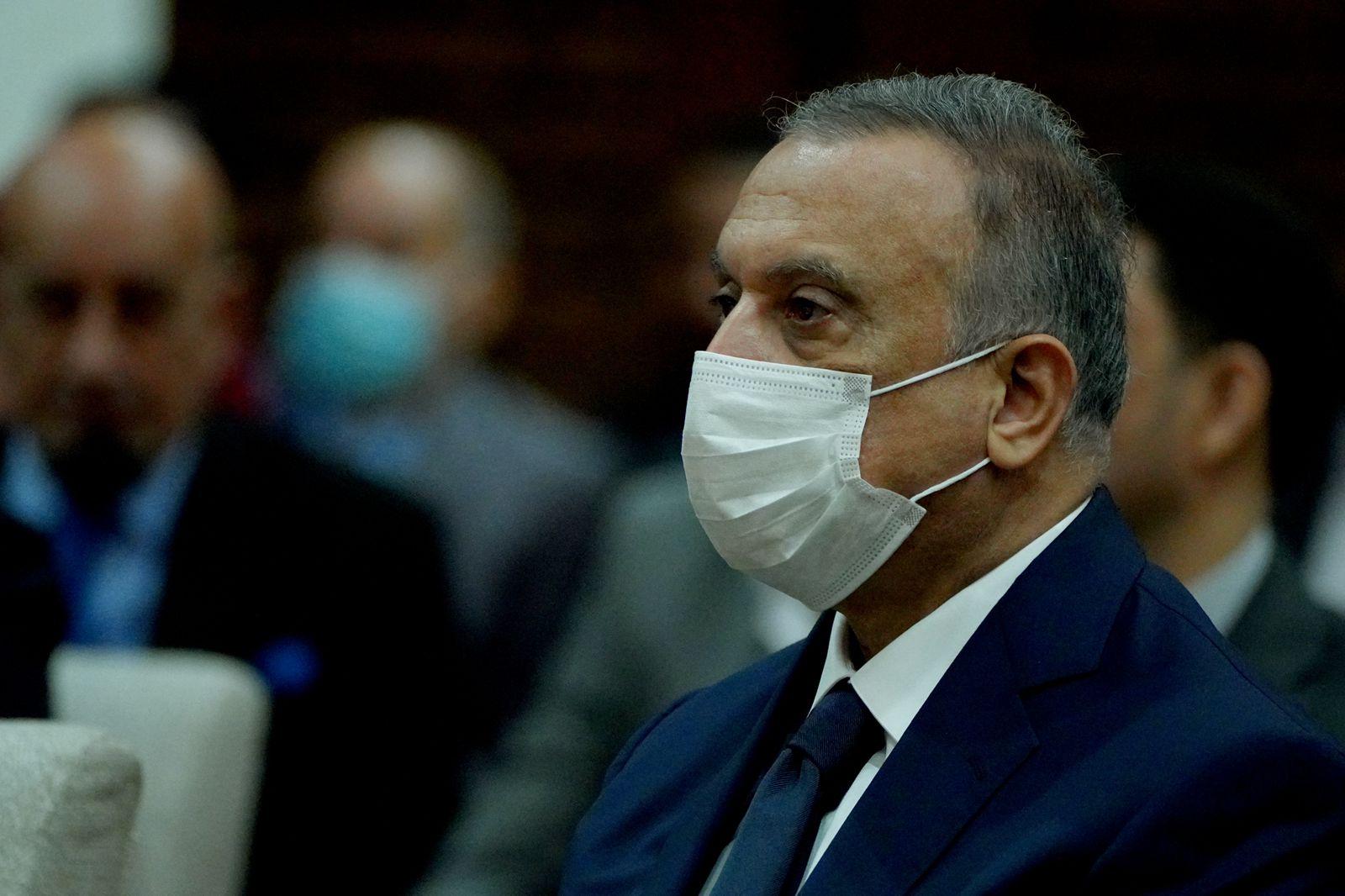 Billions of dollars were smuggled outside Iraq, PM al-Kadhimi reveals
