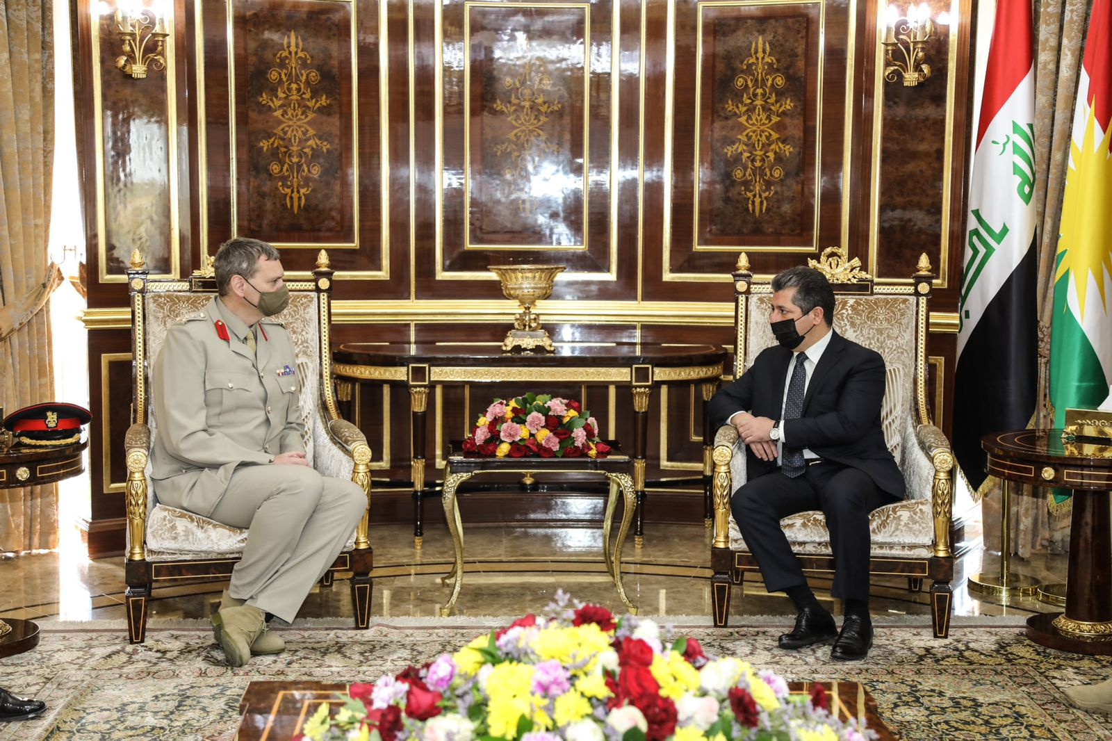 The Global Coalition stresses its support for the Kurdistan Region in its war against terrorism