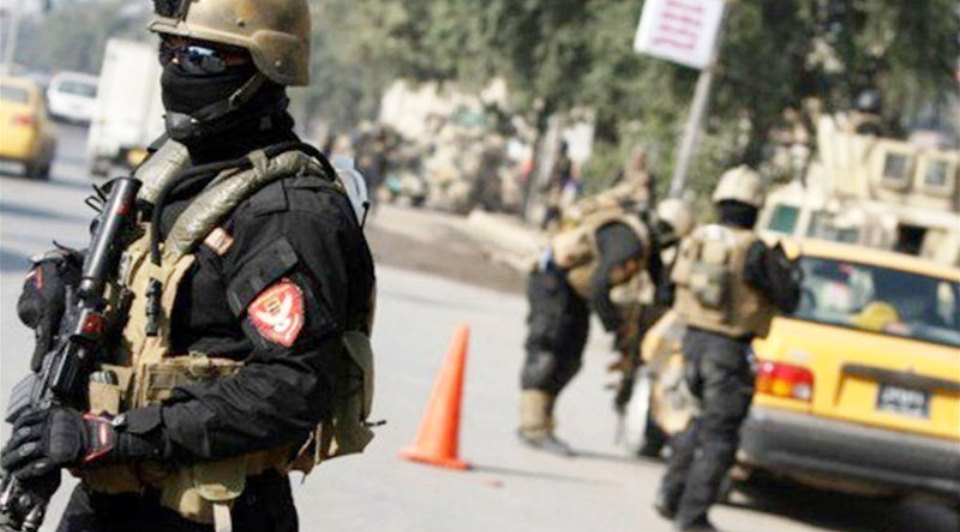 Iraq's Counter-Terrorism Service arrests nine ISIS elements of