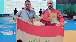 الجوجيستو والكوراش.. 6 أوسمة عراقية في بطولة آسيا