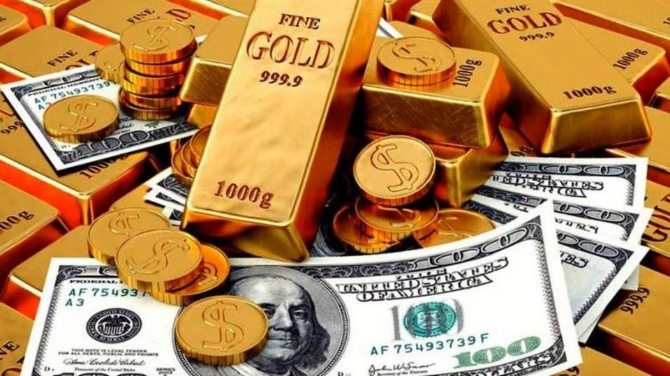 Gold rises but set for weekly loss as dollar holds ground