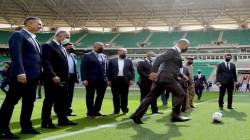 درجال: افتتاح ملعب الحبيبية سيتم على مرحلتين
