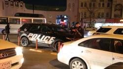 کوشیان کابرایگ تورک وە تەقەکردن لەنزیک بنکەی پۆلیسیگ لە سلێمانی
